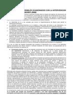 Bnm - Damage Caused With Irregular Intervention of Banco Nuevo Mundo