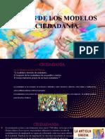 5. -Análisis de Los Modelos de Ciudadanía