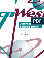 TechWest Completion and Service Tools