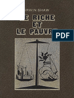 Irwin Shaw - Le riche et le pauvre