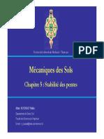 MDS Chap 5 Stabilite des pentes.pdf