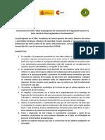 CONCLUSIONES del taller hacia una proyecto de armonización de la legislación penal en la lucha contra el cimen organizado en C.A.-SICA y varios