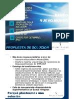 Bnm - Presentacion Propuesta de Solucion