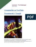 Treantmonk's assessment The Bladesinger