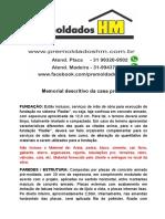 MEMORIAL_PREMOLDADOS_ casa pronta