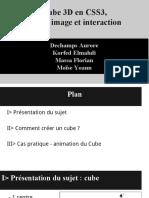 10-Elmahdi Korfed, Yohann Moise , Florian Masse et Aurore Dechamps-Web cube 3d