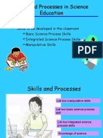 Lecture2 Skills and Processes in Science Education.ppt