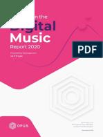 Digital Music Royalties in the Report 2020   Nextrope.com