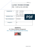 Documentation2020 shagar