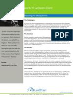 BlueStar Case Study IP Litigation