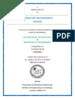 ALOK KUMAR MED Seminar Report