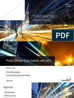 BRKACI-1601 Policy Driven Data Centre with ACI