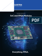 FPGA and IP EnclustraCatalogue.pdf