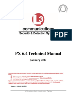PX6.4 technical manual 8100-11301-TM.pdf