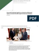 Cum arată Crăciunul regal și cu ce bucate se delectează regina și membrii familiei regale britanice de sărbători