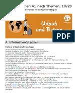 Urlaub_und_Reisen_Deutsch_lernen