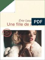 Éric Laurrent – Une fille de rêve (2020).epub