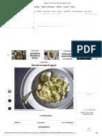 Ricetta Finocchi con salsa di capperi _ Cook