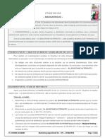 Etude de cas - ALBoustane - Analyse du marché & Diagnostic