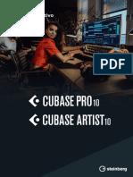 Cubase Pro Artist 10 Manuale Operativo It