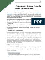 270_Informática_Aplicada_Tema_1 - O Computador Origem Evolução e suas Principais Características