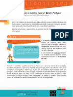 Guidelines para o evento Hour of Code_2020