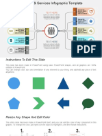 Infographic Free PowerPoint Slide Wd
