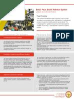 Erect, Pack, Seal & Palletize System Zobele_Case-Study