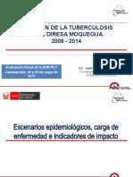 Evaluacion Anual ESNPCT Moquegua  2014