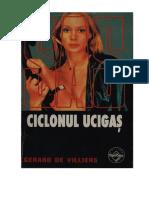 008. Gerard de Villiers - [SAS] - Ciclonul ucigas v1.0