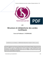 Acides Nucleiques 8