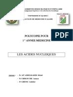 Acides Nucleiques 11