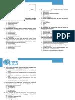 Examen de entrada sesión 2 MD IV PRERI 2018