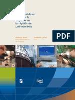 RSE de la PYMES en Latinoamerica