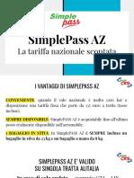 Presentazione SimplePass 2020_03_07