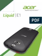 manual Acer Liquid e1