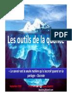 2012 02 26 Les outils qualité