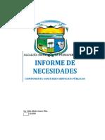 Informe Componente Sanitario LPV