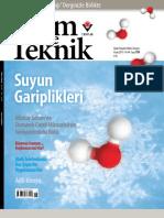 Bilim ve teknik - Ocak 2011