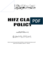MTQ Hifz class policy[1]