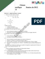 Chimie-ProbatC&D-2012