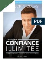 Confiance Illimitée Franck Nicolas
