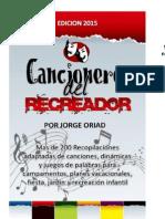 Cancionero del Recreador