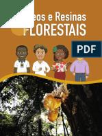 Óleos e Resinas Florestais