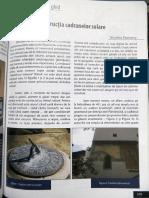 Pazmany - Construcţia cadranelor solare