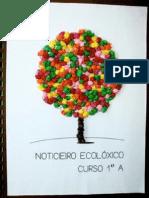 Noticieiro Ecolóxico 1º A