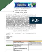 """Evidencia 3 Ejercicio práctico """"Evaluar mercados potenciales"""