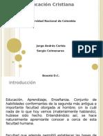 -Fundamentos e INICIOS de la Educación como sistema de Desarrollo UNIVERSAL-