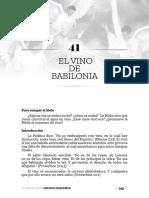 41_EL VINO  DE  BABILONIA_