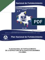 Plan Nacional de Fortalecimiento